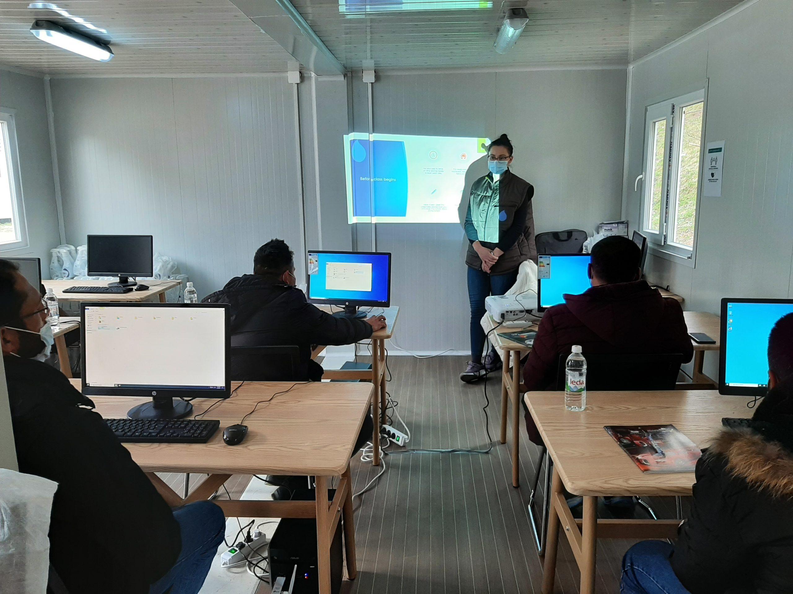 Datakurs i Bosnia-Hercegovina